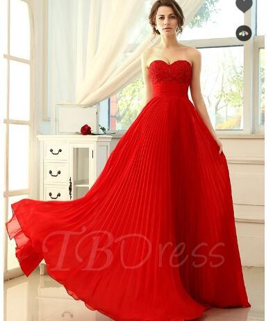 Sweetheart Neckline A Line Ruched Prom Dress Graduation 5th