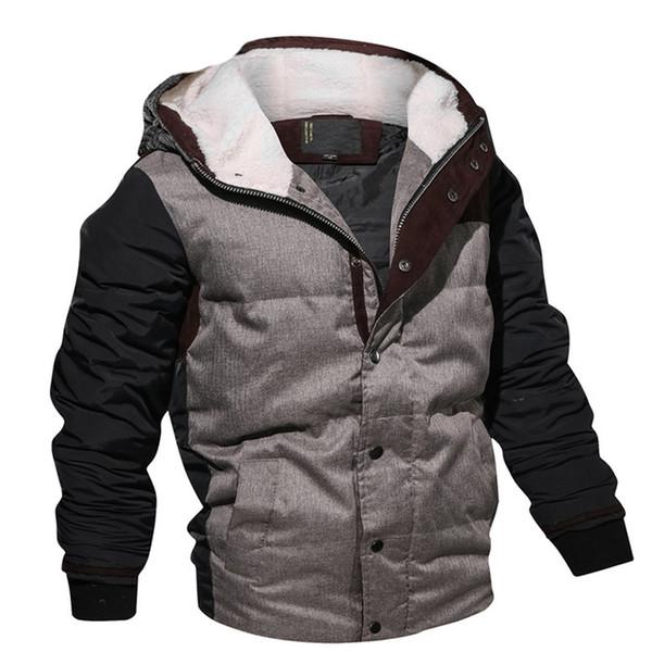 Winter Lässig Größe Jacke Herren Warme Military Baumwolle Hoodie Von Mantel Eur Style Fleece Strick Herbst Thermo Alymall Großhandel Parka OuZiTPkX