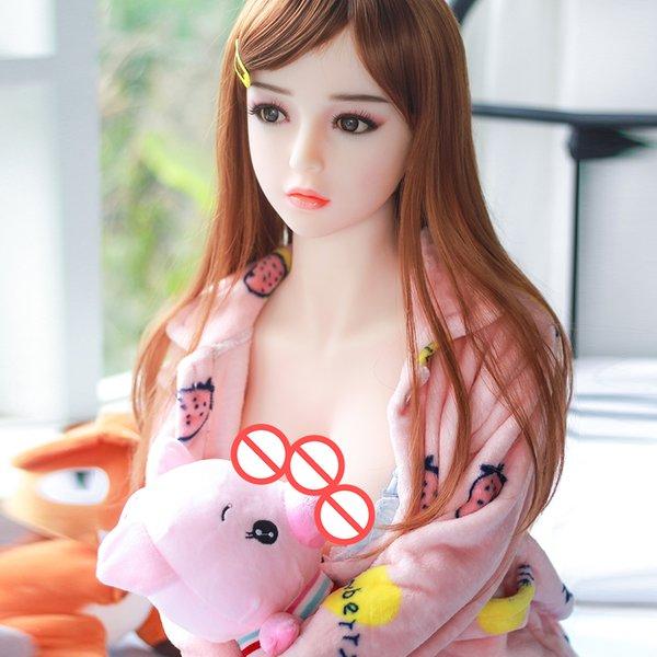 Любовь кукла 140см TPE с металлическим скелетом материал продукты секса силиконовые секс куклы реалистичные для мужчин