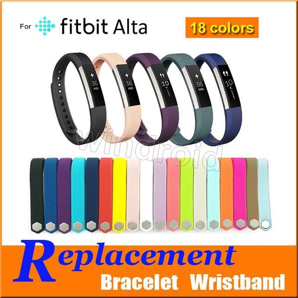 Fannty Accesorios de mu/ñequera de silicona con correa de repuesto deportiva Accesorios de Mi Band 3 coloridos
