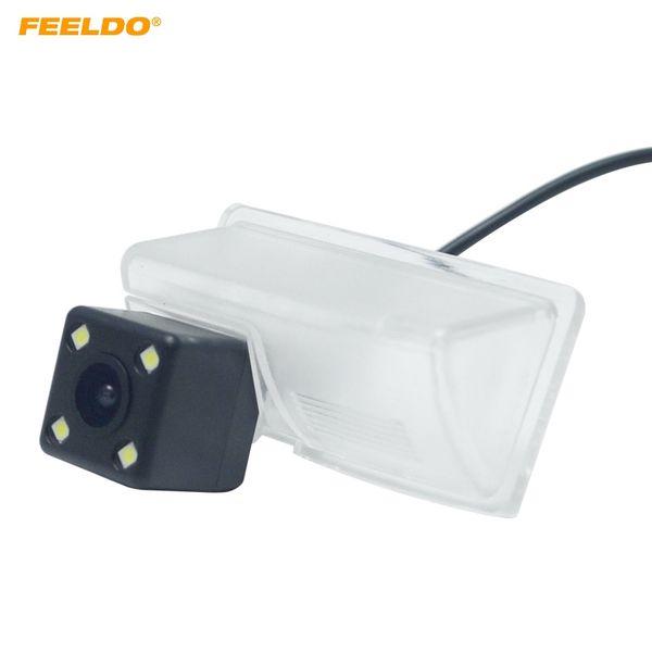 Caméra de recul CCD Vue arrière de voiture FEELDO pour Geely Emgrand EC718 Gleagle GX7 SC7 SX7 Caméra de recul # 5746