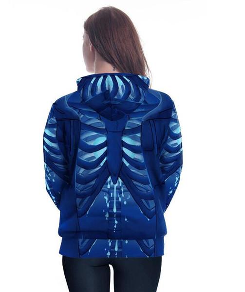 2019 Herbst Winter Frauen Sweatshirt Galaxy König Lama Hoodies Sweatshirt Paare Liebhaber Anzug sudaderas mujer Heißer Verkauf Kleidung Bekleidung Design