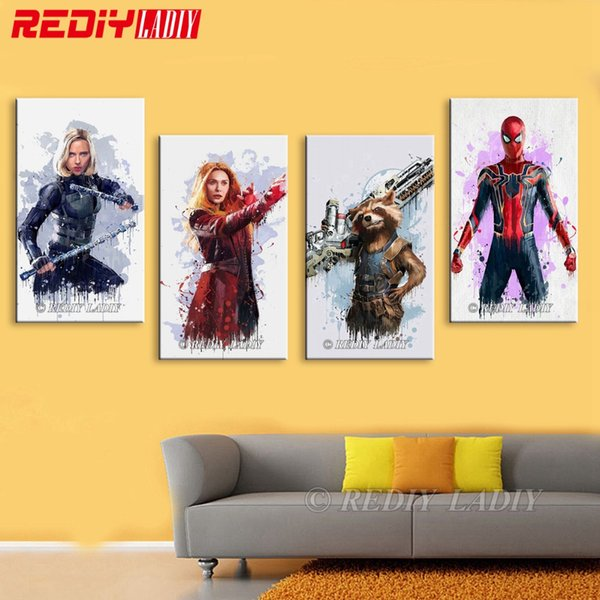 wholesale Diamond Painting Cross Stitch Cartoon Pattern Diamond Embroidery Crystal Diamond Mosaic Picture Rhinestones Wall Art Gifts