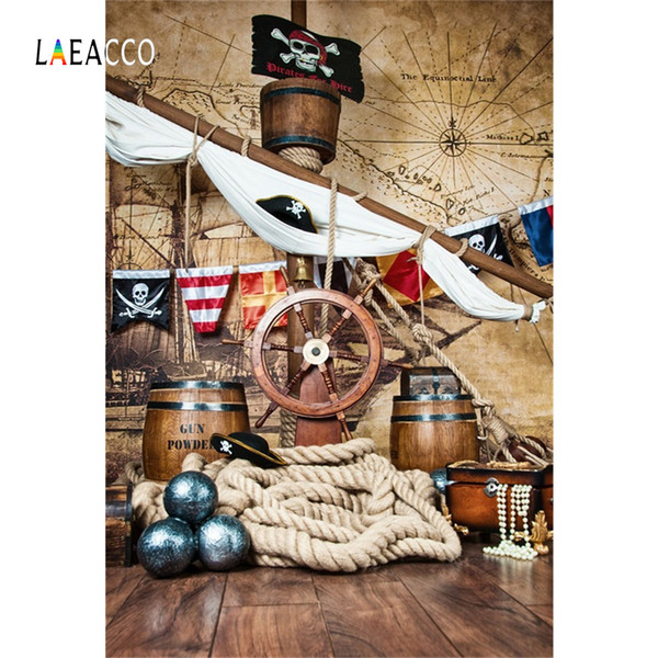 Deck Of Pirate Ship Fantasy Art