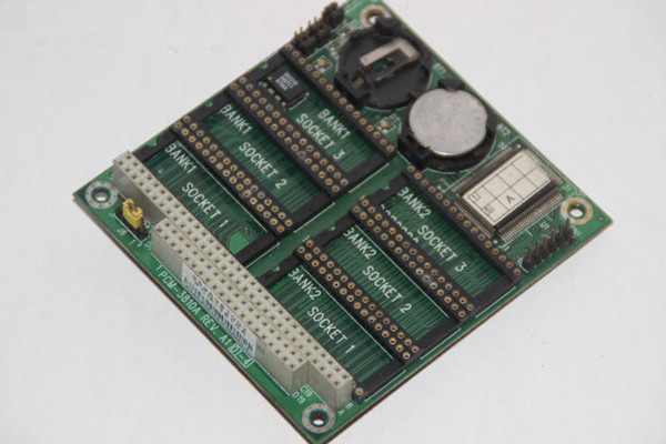 Control Card Industrial Equipment Board PCM-3810A REV.A1 will test before shipping