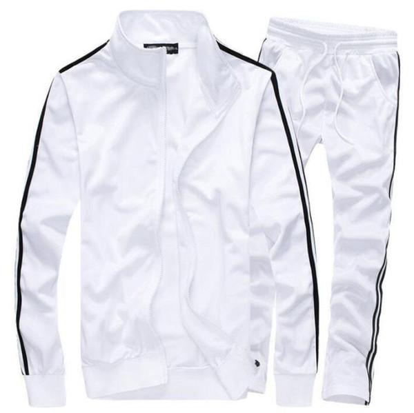 Fashion Mens Sportswear Casual Male Sweatshirt Man Brand Sports Suit Men Leisure Outdoor Hoodie Tracksuit free shipping