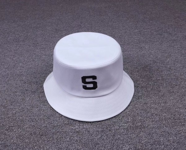 New Design Men Women hater Snapbacks letter embroidery hat Fisherman hat Adjustable Sons Men's straw hat High Quality 0850