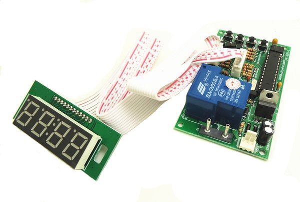 2018 JY 152 2 Section Price Time Control Countdown Timer Board Power Supply  For Coin Acceptor Selector From Juyao, &Price