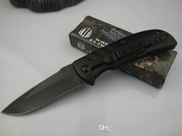 Утилита Strider B42 лезвие тактический складной нож 56HRC стальная ручка открытый кемпинг карманные EDC ножи Рождественский подарок 3.5 дюймов закрытый P147R
