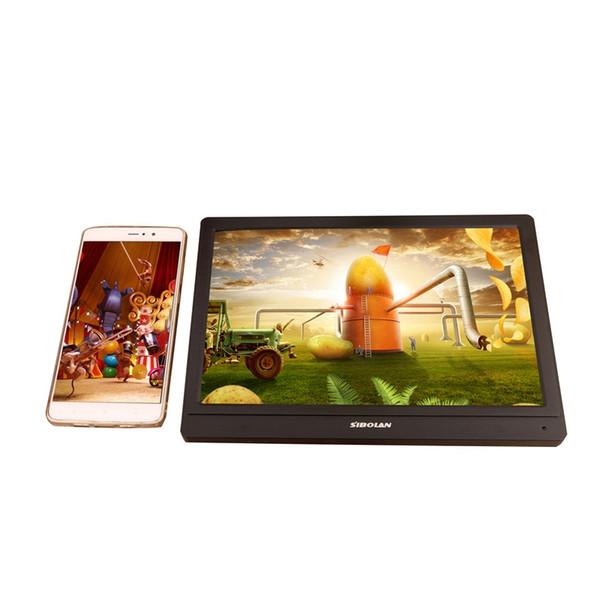 SIBOALN S9 10.1 inch 2560 x 1600 WQXGA 2K IPS Portable Monitor Ultra Light with HDMI Mini VGA Mini Display Input