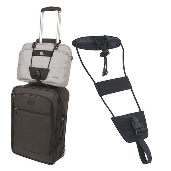 Strap Packing Adjustable Travel Suitcase Luggage Belts Nylon Carry On Bungee Belt Easy Accessories
