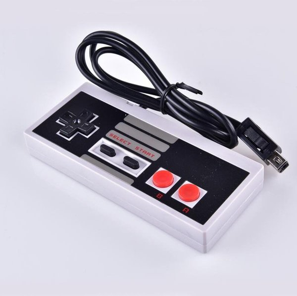 best selling Wired Game Controller for NES 620 & 500 mini Classic Edition Wired controllers Game Console controllers wired DHL Free