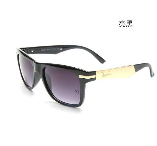 top popular Free ship fashion Luxury evidence sunglasses retro vintage men brand designer shiny gold frame laser logo women top quality with 4231 2019