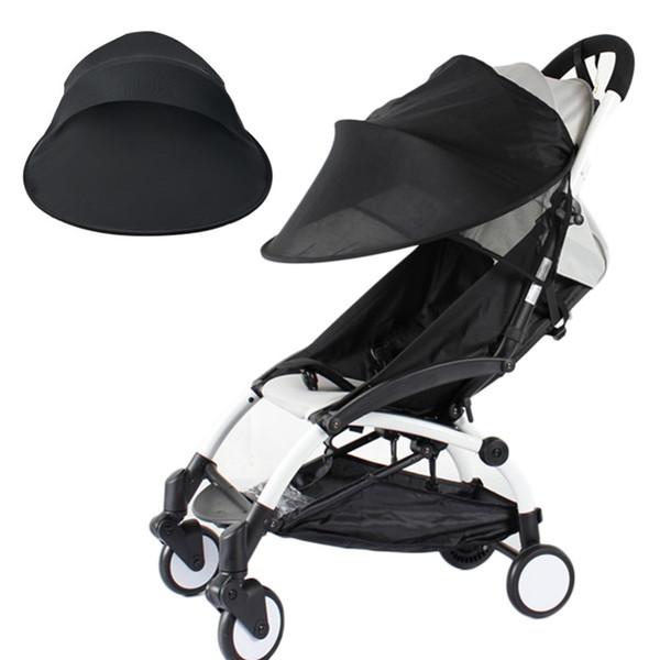 Bebek Uv Bez Rayshade Arabası Kapak Rüzgar Geçirmez Yağmur Geçirmez Güneş Koruma Şemsiye Tente Barınak Evrensel Aksesuarları