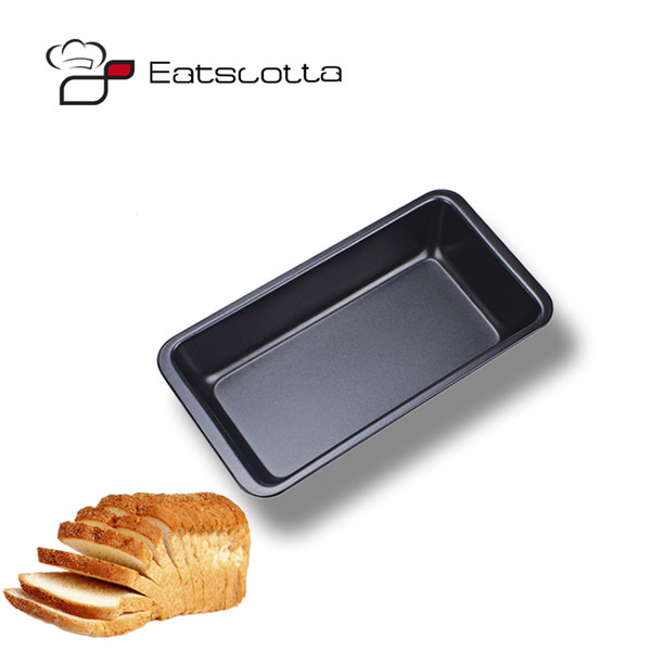 Loaf Pan -  Non-Stick Steel 9.5-Inch Loaf Pan Kitchen | Professional Bakeware for Baking Banana Bread cake mold
