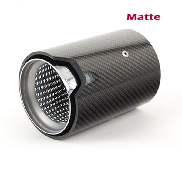 Matte Inlet 66mm