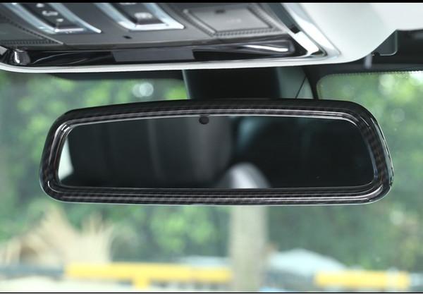 ABS cromato opaco copertura del pannello del cambio Trim auto Accessories
