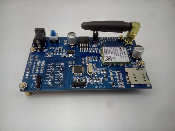 STM32 development board remote M35 GSM GPRS communication moduleS voice data LBS positioning Quectel