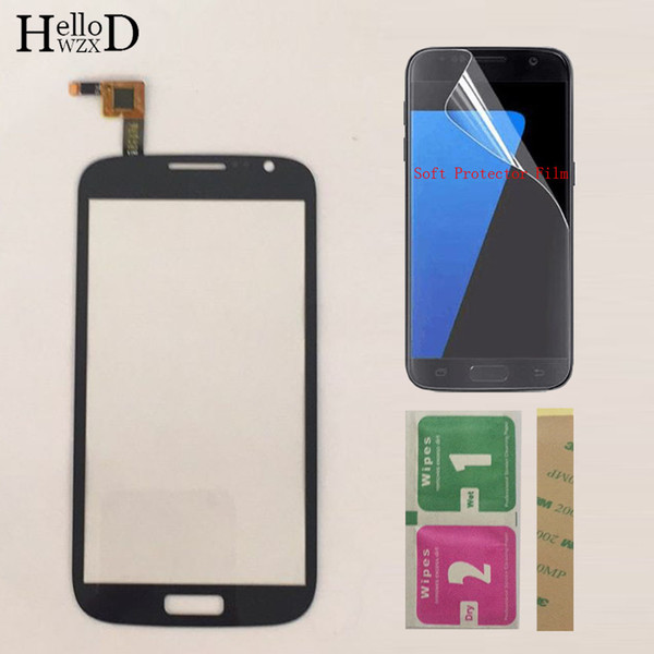 Touch Screen Outer Glass Panel For Doogee DG300 DG 300 Front Class Touch Screen Digitizer Panel Assembly Lens Sensor