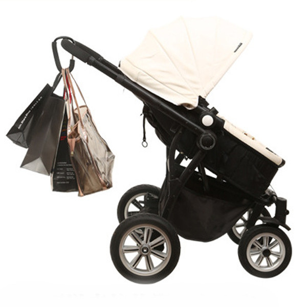 Buggy Clip Baby Pram Pushchair Stroller Shopping Mummy Hook Carabiner
