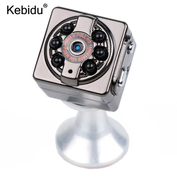 kebidu Mini Camera SQ9 HD 1080P 12MP Infrared Night Vision Digital Micro Cam Motion Detection Camcordor Recorder Car DVR