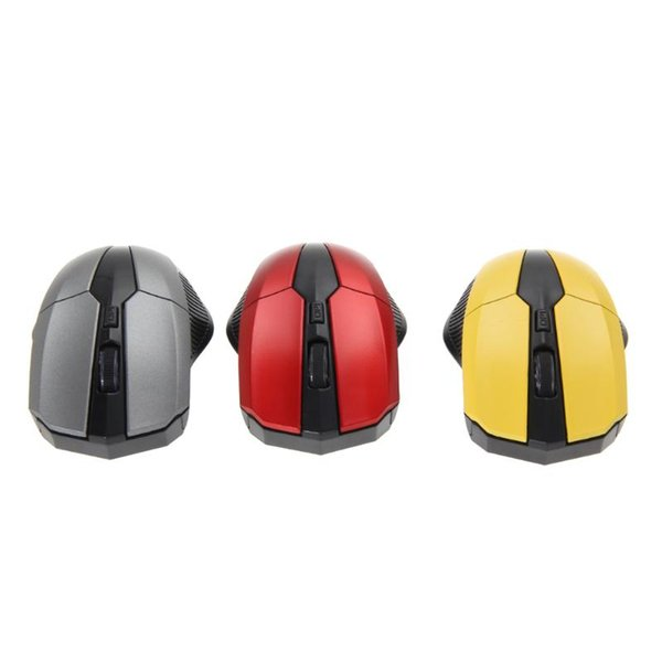neueste Wireless Maus 2,4G Mause USB Optische Computer Gamer Mäuse 4 Tasten Gaming Maus Für PC Laptop Desktop