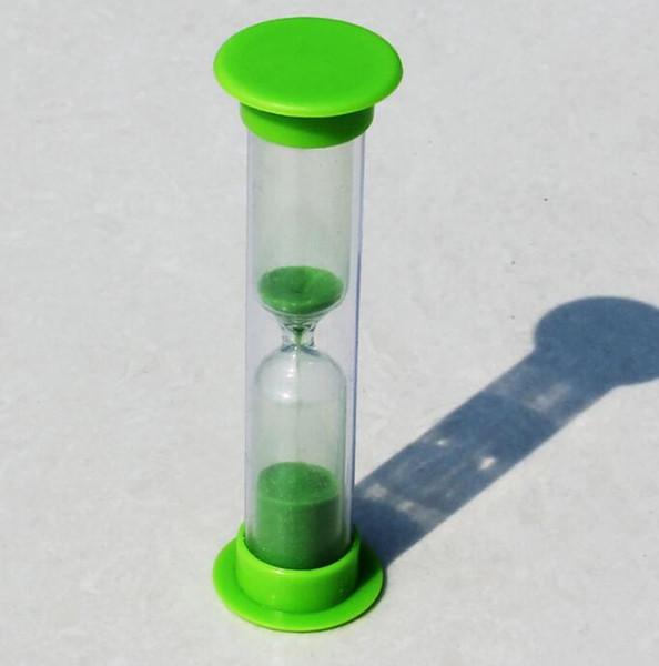 200 pcs barato Mini Ampulheta Ampulheta Areia Relógio Temporizador 120 Segundos 2 Minutos De Tubo De Vidro Tempo Cozinhar Jogos Exercício Cozinha Gadget ferramenta