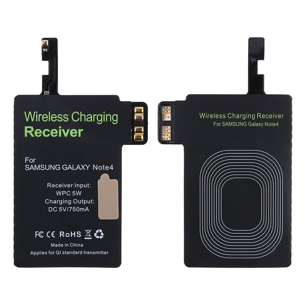 5 V 750mA Akım WPC 5 W Kablosuz Şarj Şarj Modülü Samsung Not 4 CHA_119 için Şarj Modülü