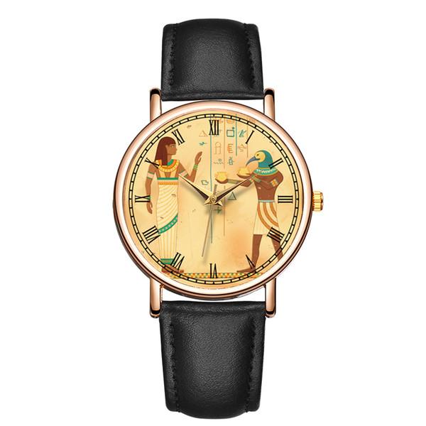 Baosaili Werbe Uhren Made in China Mann Frauen Uhren Fall Edelstahl zurück römische Ziffern Gesicht Uhr Geschenk B-9079