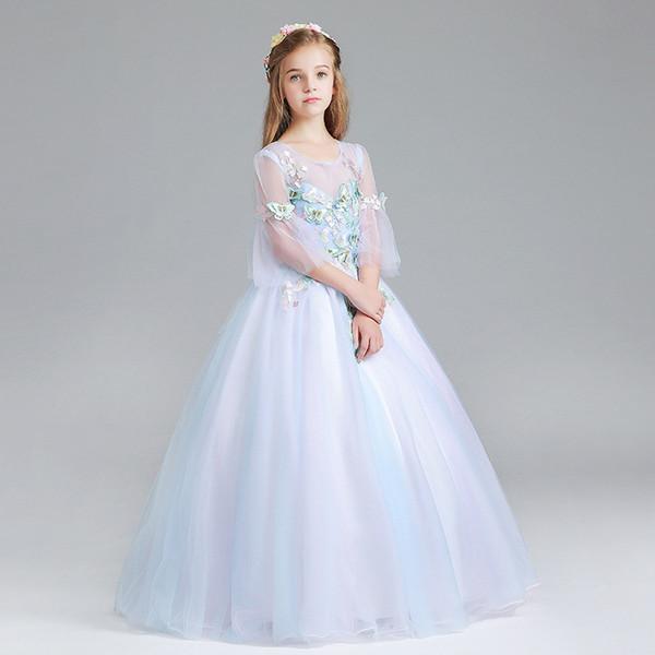 Atemberaubend Mädchen Parteikleider Online Galerie - Hochzeitskleid ...