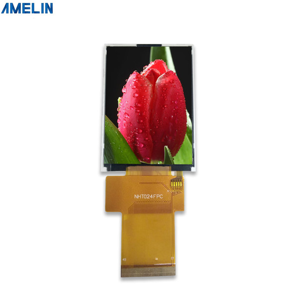 2.4 inch 240*320 tft lcd module display with MCU interface panel and IPS Viewing Angle screen