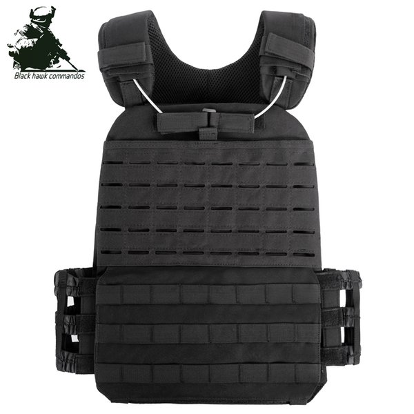 Outdoor Tactical Vest Outdoor Training Special Suit Multi-function Combat Vest, Army Training Tactical Vest free shopping