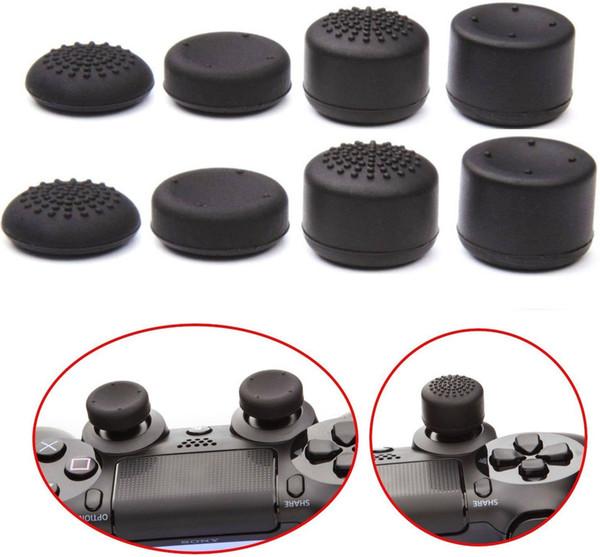 Pack of 8 pcs Pandaren Thumb Grip Thumbstick for PS2, PS3, PS4, Xbox 360, Wii U Controller