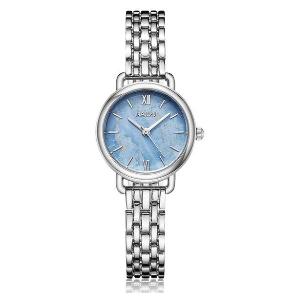 Großhandel Noble Elegante Damen Armbanduhr Silber Gold Uhr Dame Quarz Armband Uhr Edelstahl Frauen Von Lotusnut, $39.66 Auf De.Dhgate.Com | Dhgate