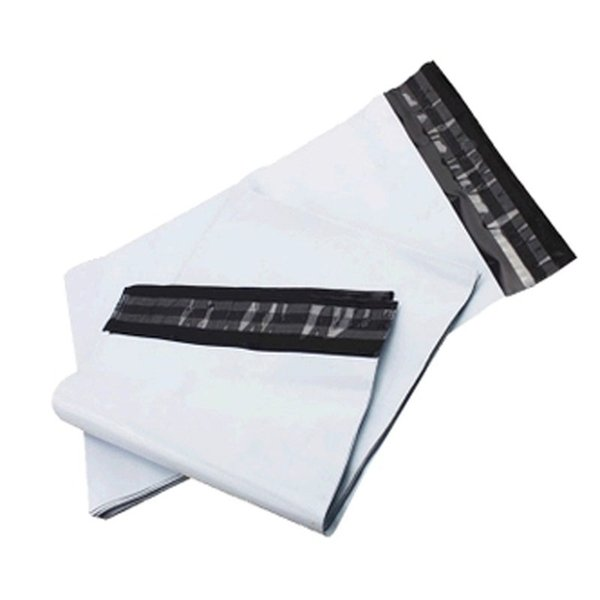 1pack Light Grey EXPRESS Bolso Self-seal Mailing bag Plástico Poly Mailing Envelope Waterproof Envío Postal Bolsas