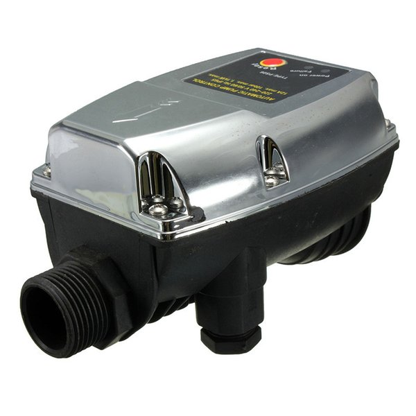 Newest 220V 1.1KW Automatic Pump Pressure Controller Electronic Switch Control For Water Pump Best Price Favorable Price