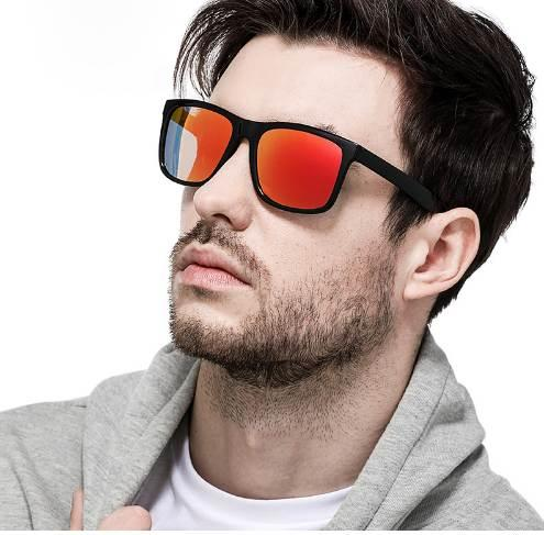 NTIWEIAO Erkekler Polarize Güneş Gözlüğü Klasik Erkekler Marka Tasarımcısı Güneş gözlükleri RT90 Çerçeve UV400 Sürüş Seyahat Güneş Gözlüğü