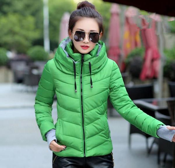 Invierno De dw8ExRS Abrigo Engrosamiento Mujer Parkas Compre Chaqueta 4qId4wf