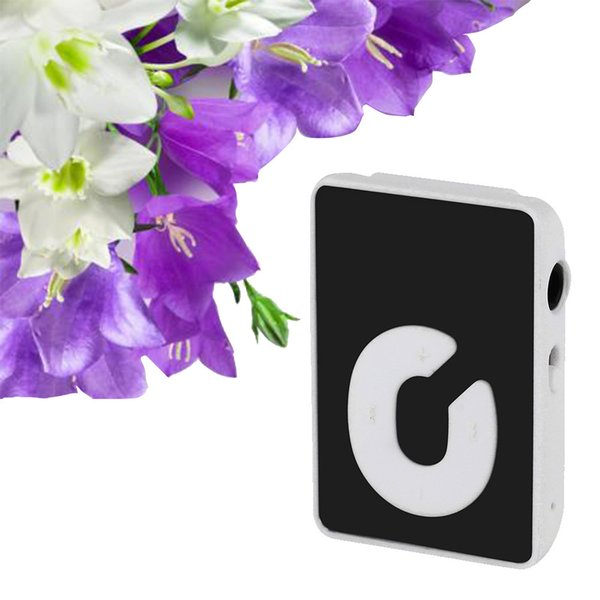 New MiniMP3 Player USB Clip Supports USB 2.0/1.1 Plastic Metal Case Easy Carry Support 32GB Micro SD TF Card & Headset 10Aug 1