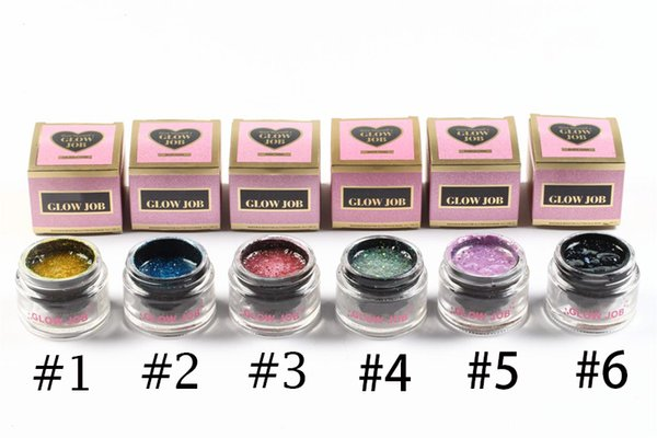 faced 6 colors Radiance Boosting give yourself a glow job mask Glitter face mask soft facial mask