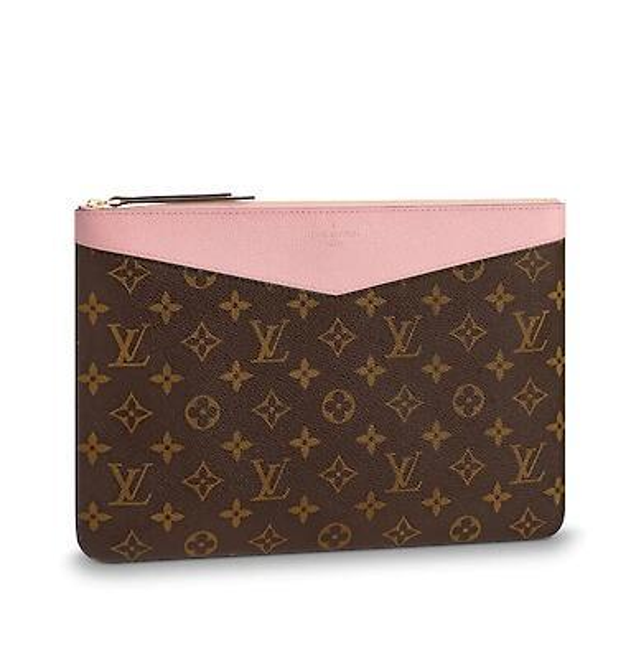 2019 M62942 DAILY POUCH 2018 NEW FASHION CLUTCH BAG WOMEN WALLETS PURSE Mini Clutches Exotics EVENING CHAIN Belt Bags