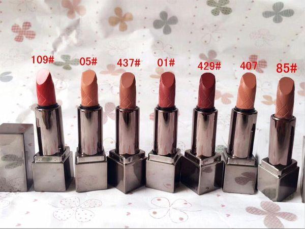 7 цветов новый британский бренд B-berry макияж матовая помада 1 г / шт размер образца б