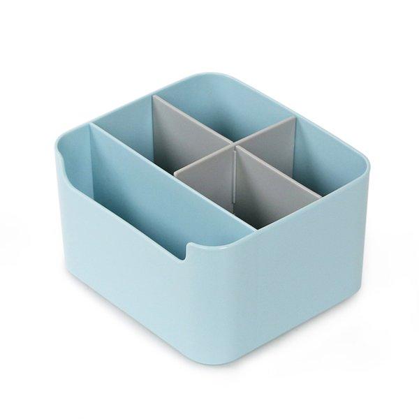 파란색 저장 상자