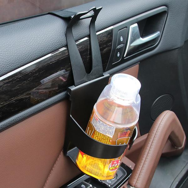best selling New Car Van Truck Drink Beverage Water Cup Bottle Can Holder Door Stand Mount P25