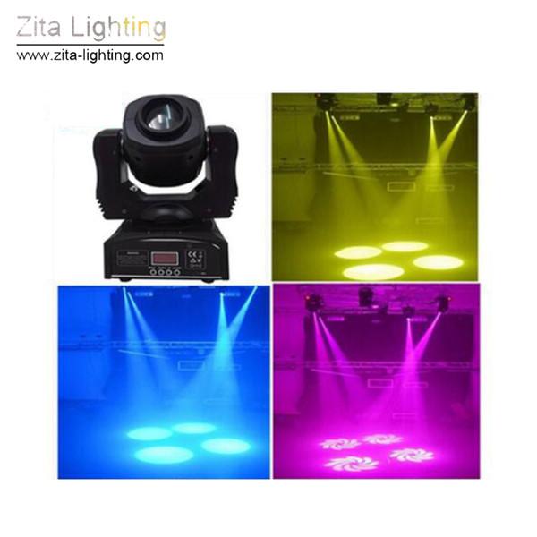 Colgantes LED Movimiento Luces Cabeza En DJ Luces Spot En Lámpara EscenarioWash Beam Zita Para Gobe Compre DMX512 Fiesta Lighting 60W La Sharpy 8PXNkZn0wO