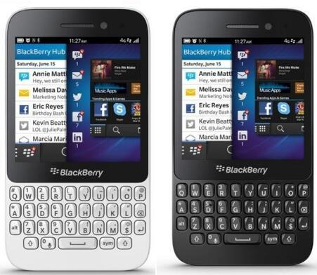 Original Blackberry Q5 3G 4G Mobile Phone 5.0MP Dual-core 2GB RAM 8GB ROM Blackberry With QWERTY Keyboard Bluetooth refurbished phone