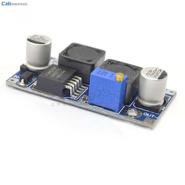 DC-DC-Auto-Boost-Buck-Aufwärts-Abwärtswandlermodul Solar Voltage LM2577-Modul