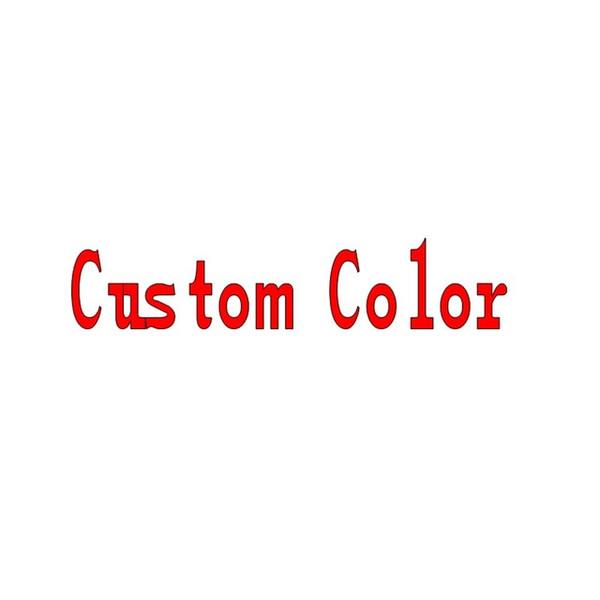 Metal color:custom color