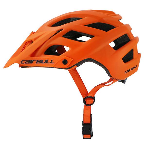 CAIRBULL 22 Vents Casco de ciclismo transpirable Seguridad PC + EPS Deportes al aire libre Sombreros de seguridad Cascos de esquí Montar en bicicleta
