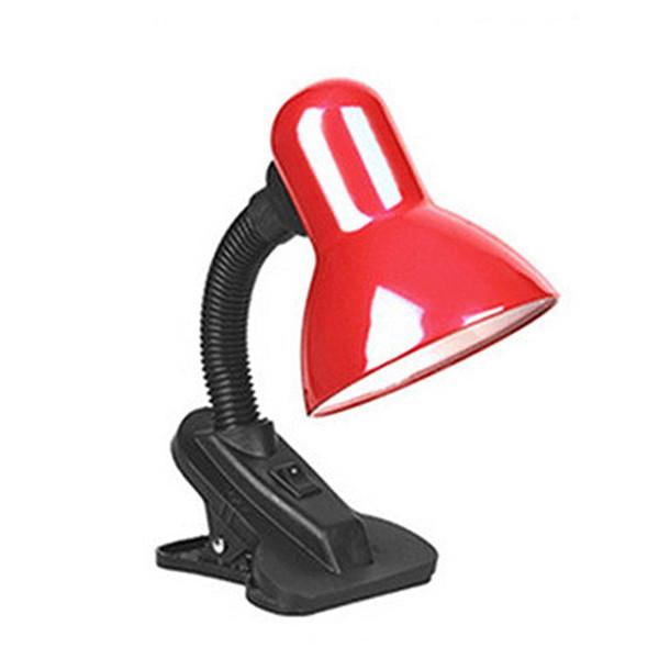 Pince De Lumière De Haute Qualité Super Brillant Flexible Clip Sur Lampe De Bureau Pour Bureau Ou Salon Lecture Etudier Et Travailler